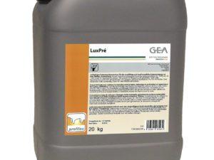 LuxPré – средство для мытья вымени